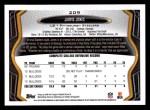 2013 Topps #209  Jarvis Jones   Back Thumbnail