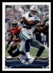 2013 Topps #217  DeMarco Murray  Front Thumbnail