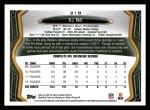 2013 Topps #218  B.J. Raji  Back Thumbnail