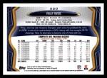 2013 Topps #220  Philip Rivers  Back Thumbnail
