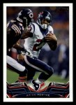 2013 Topps #230  Arian Foster  Front Thumbnail