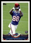 2013 Topps #239  Marquise Goodwin   Front Thumbnail