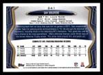 2013 Topps #241  Sam Bradford  Back Thumbnail