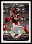 2013 Topps #256   Atlanta Falcons Team Front Thumbnail