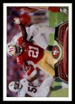 2013 Topps #260  Frank Gore  Front Thumbnail