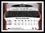 2013 Topps #261  Geno Atkins  Back Thumbnail
