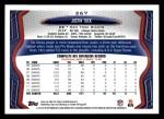 2013 Topps #267  Justin Tuck  Back Thumbnail