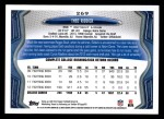 2013 Topps #269  Theo Riddick   Back Thumbnail