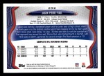 2013 Topps #292  Jason Pierre-Paul  Back Thumbnail