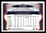 2013 Topps #296  Willis McGahee  Back Thumbnail