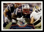 2013 Topps #303  Chandler Jones  Front Thumbnail