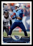 2013 Topps #308  Kendall Wright  Front Thumbnail