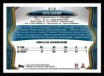 2013 Topps #312  Justin Blackmon  Back Thumbnail