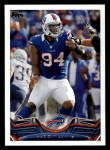 2013 Topps #313  Mario Williams  Front Thumbnail