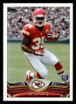 2013 Topps #322  Knile Davis   Front Thumbnail