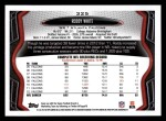 2013 Topps #325  Roddy White  Back Thumbnail