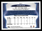 2013 Topps #331  Blidi Wreh-Wilson  Back Thumbnail