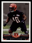 2013 Topps #335  Shawn Williams   Front Thumbnail