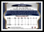 2013 Topps #344  James Laurinaitis  Back Thumbnail