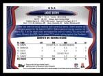2013 Topps #354  Andre Brown  Back Thumbnail