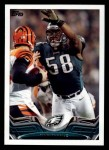 2013 Topps #364  Trent Cole  Front Thumbnail