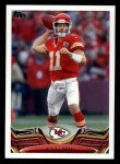 2013 Topps #367  Alex Smith  Front Thumbnail