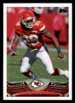2013 Topps #401  Eric Berry  Front Thumbnail