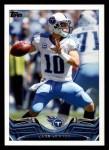 2013 Topps #416  Jake Locker  Front Thumbnail