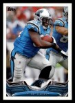 2013 Topps #418  Mike Tolbert  Front Thumbnail