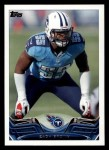 2013 Topps #419  Zach Brown  Front Thumbnail