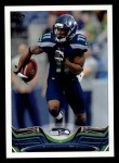 2013 Topps #425  Percy Harvin  Front Thumbnail