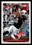 2013 Topps #430  Larry Fitzgerald  Front Thumbnail