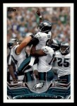2013 Topps #432   Philadelphia Eagles Team Front Thumbnail