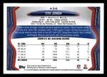 2013 Topps #436  Steve Johnson  Back Thumbnail