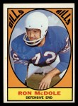 1967 Topps #25  Ron McDole  Front Thumbnail