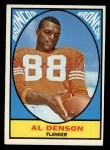 1967 Topps #43  Al Denson  Front Thumbnail