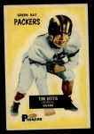 1955 Bowman #90  Tom Bettis  Front Thumbnail