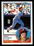 1983 Topps #300  Mike Schmidt  Front Thumbnail