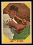 1960 Fleer #37  Lefty O'Doul  Front Thumbnail