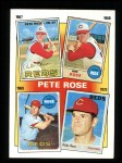 1986 Topps #3   -  Pete Rose Rose Special: 67-70 Front Thumbnail