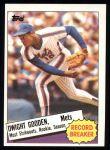 1985 Topps #3  Doc Gooden  Front Thumbnail