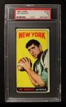 1965 Topps #122  Joe Namath  Front Thumbnail