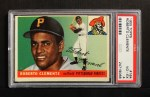 1955 Topps #164  Roberto Clemente  Front Thumbnail