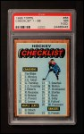 1966 Topps #66   Checklist Card Front Thumbnail