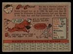 1958 Topps #272  Ray Crone  Back Thumbnail