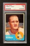 1963 Topps #468  Carroll Hardy  Front Thumbnail