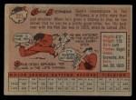 1958 Topps #227  Gene Stephens  Back Thumbnail