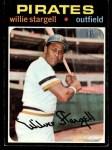 1971 Topps #230  Willie Stargell  Front Thumbnail