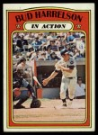 1972 Topps #54   -  Bud Harrelson In Action Front Thumbnail