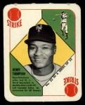 1951 Topps Red Back #32  Hank Thompson  Front Thumbnail